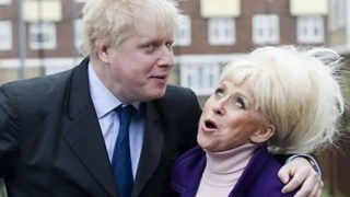 Friday Caption Contest: Boris and Babs Edition