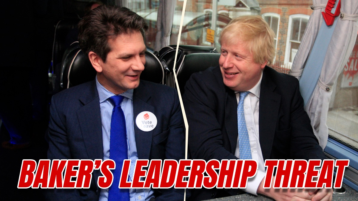 "Read in Full: Steve Baker's ""Lift Lockdown"" Leadership Threat to Boris"