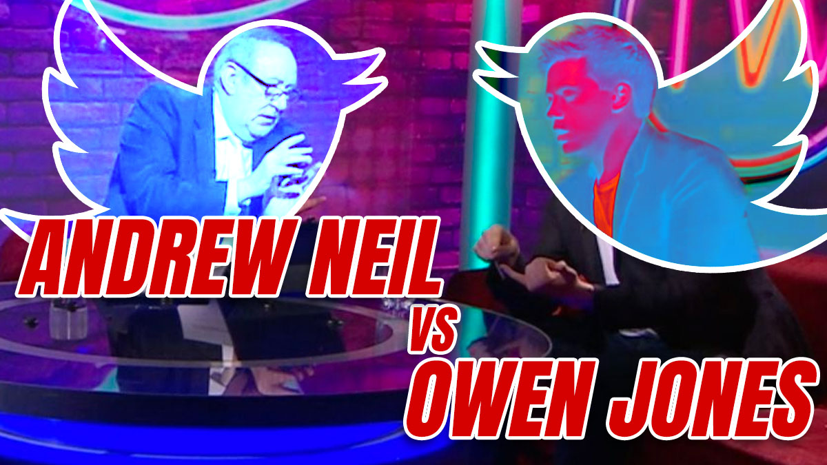 Andrew Neil vs Owen Jones: Twitter Bitch Fight of the Week