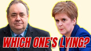 Salmond or Sturgeon: Which One is Lying?