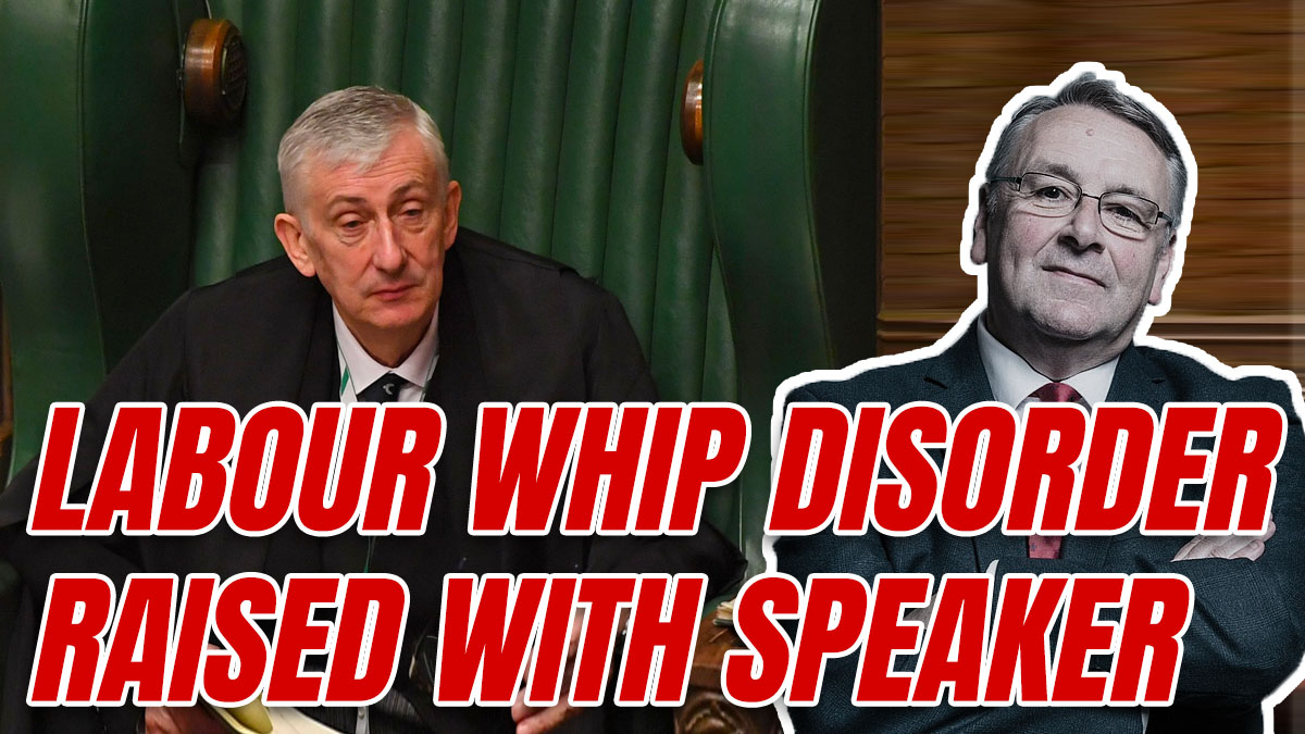 Speaker Lobbied Over Alan Campbell's Disorderly Conduct