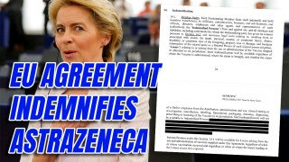 EU Indemnified AstraZeneca of All Liabilities