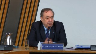 "[WATCH] Salmond: ""Nicola has Broken the Ministerial Code but it's Not for Me to Suggest what the Consequences Should Be"""
