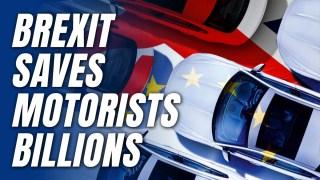 Brexit Saves Motorists Billions in Car Insurance