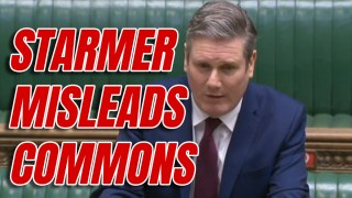 WATCH: Starmer DID Say UK Should Stay in European Medicines Agency