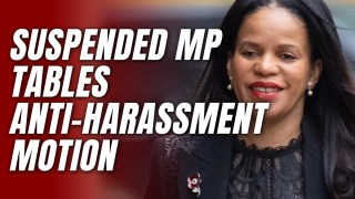 MP Suspended for Harassment Tables Anti-Harassment Motion