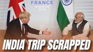 PM's India Trip Cancelled as Delhi Locks Down