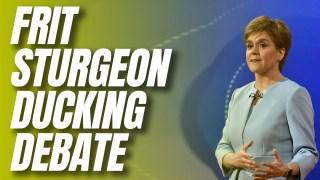 Sturgeon Changes Tune on Skipping Election Debates