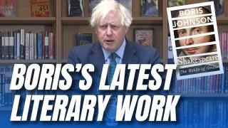 Did Boris Really Miss COBR Meetings to Write Divorce-Funding Shakespeare Book?