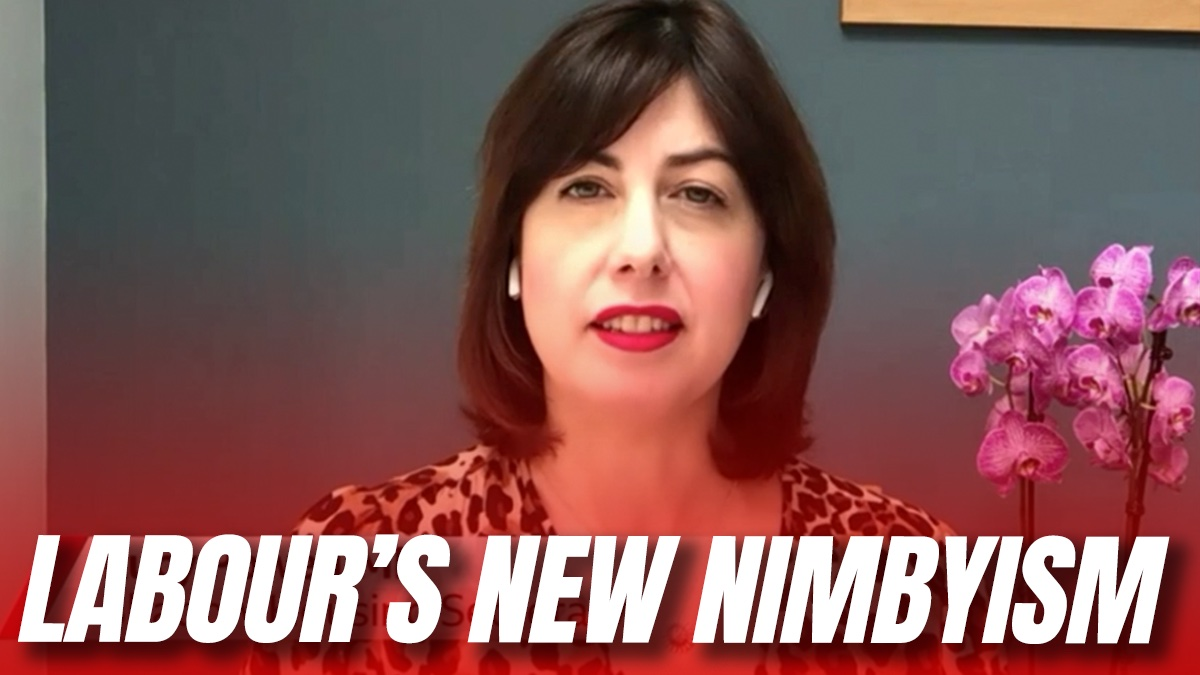 Lucy Powell NIMBYism copy