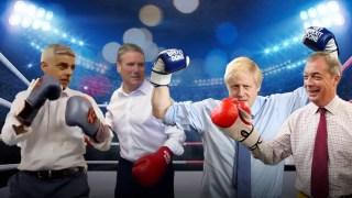 WATCH: British Politics Boxing Championship