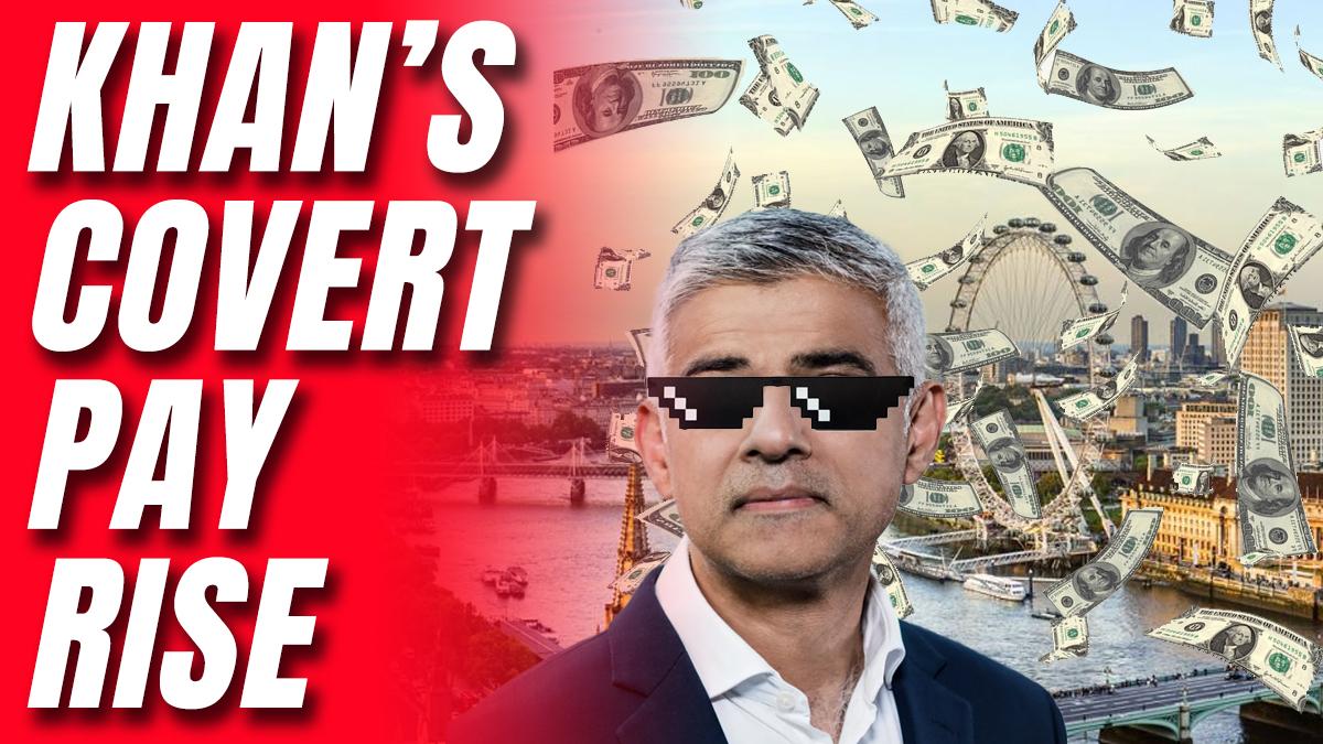 Sadiq Khan money