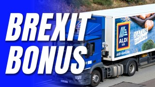 Supermarkets' Bumper Brexit Bonuses for British Truck Drivers