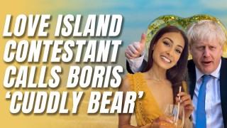 New Love Island Girl Fancies Boris Johnson