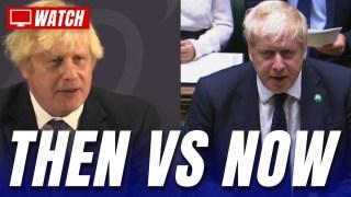 Boris's Eight Week Tax U-Turn