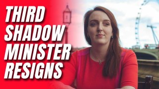 Starmer Loses Third Shadow Minister in a Fortnight