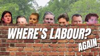 Where's Labour? Second Day of Morning Broadcast No-Show