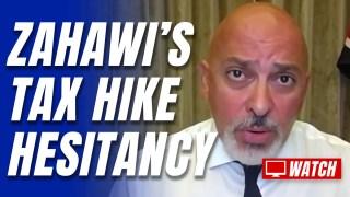 "Zahawi: It's ""Arrogant"" to Assume Tax Hikes Will Fix Social Care Problems"