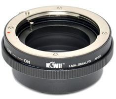 Kiwi Photo Lens Mount Adapter (LMA-SM(A)_FX) sony alpha a6000 Sony Alpha a6000 12185904 1