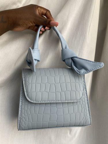 Crocodile Pattern Bag BM883 photo review