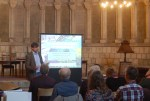 Final Sessions on the Medieval Cosmos, back in the Chapter House
