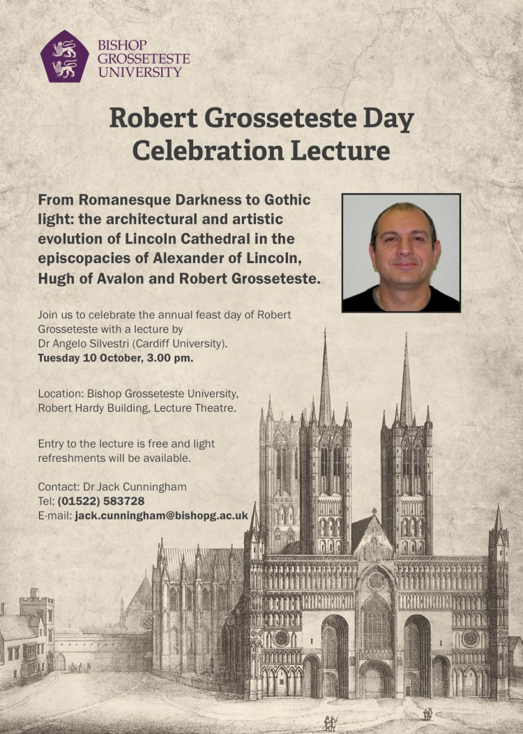 Robert Grosseteste Day celebration Lecture 2017