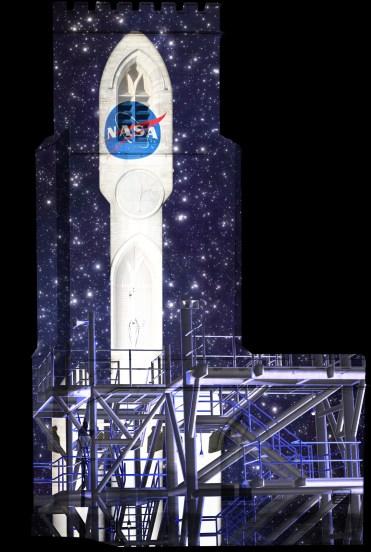poole mockup 1 rocket