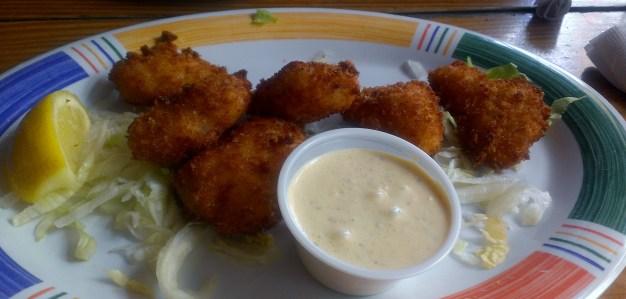 Grouper Cheeks at Hogfish Bar & Grill