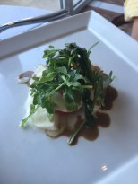 Caprese Salad at Il Cielo