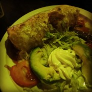 Paul's Burrito at Los Toros in Chatsworth, CA