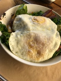 Breakfast Bowl at Red Hills Market in Dundee, OR
