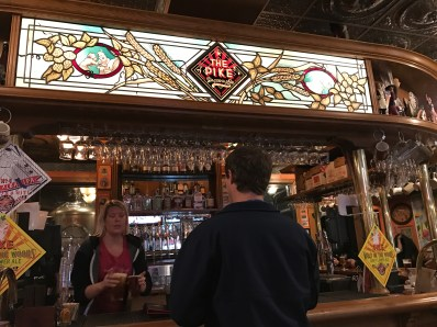 The Pike Brewing Company in Seattle, WA