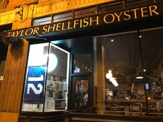 Taylor Shellfish Oyster Bar in Seattle, WA