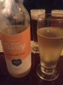 Honey Hard Cider from Seattle Cider Company