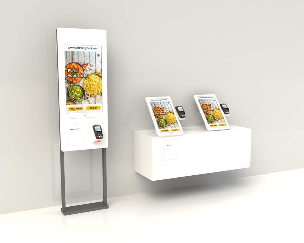 OrderingStack Kiosk