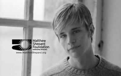 Featured Cause: Matthew Shepard Foundation