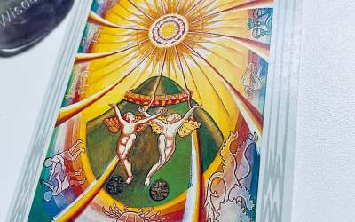 The Sun Tarot card meaning