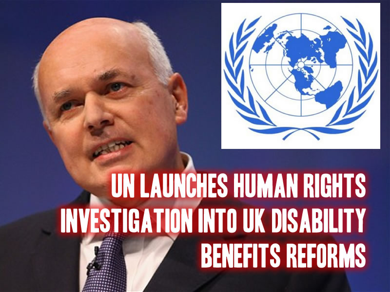 UN launches human rights investigation into UK disability benefits reforms ids bedroomtax
