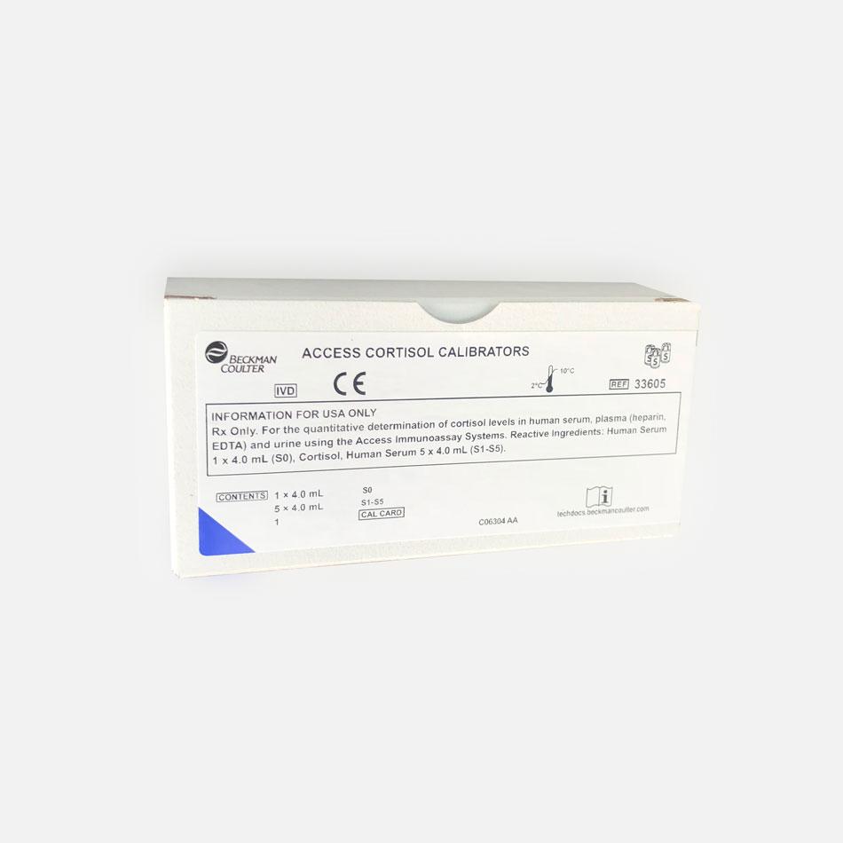 Cortisol Calibrators – Access – Orders