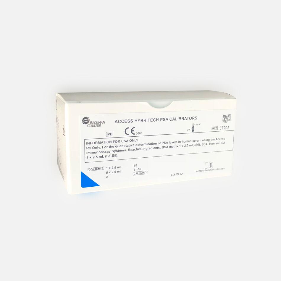 PSA (Hybritech)Calibrators – Access – Orders
