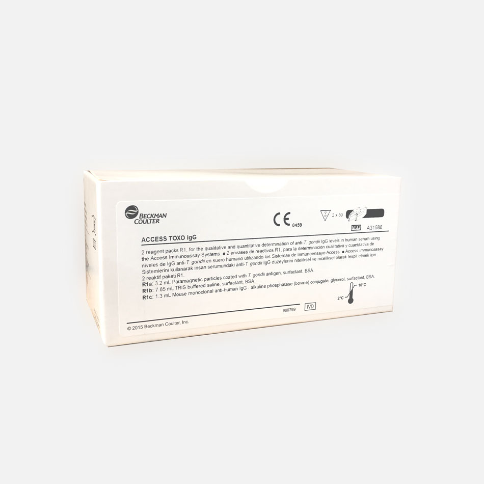 Toxo IgG Reagent – Access – Orders