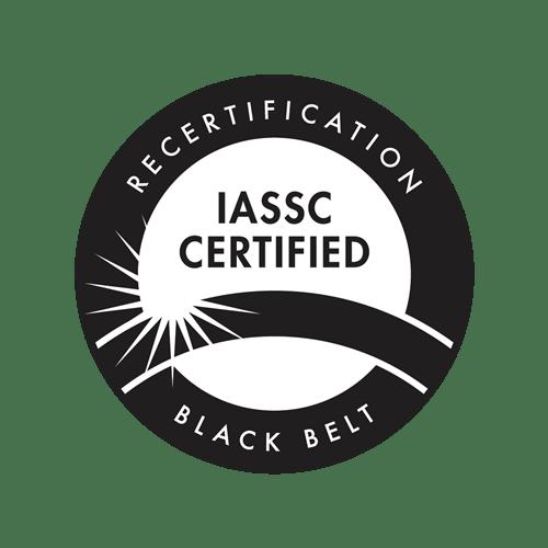 IASSC Black Belt Recertification Exam