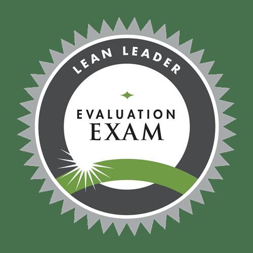 Lean Leader Evaluation Exam