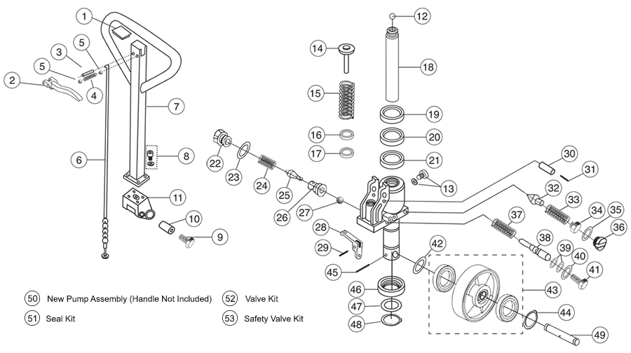 PSF-Series Standard – 3″ New