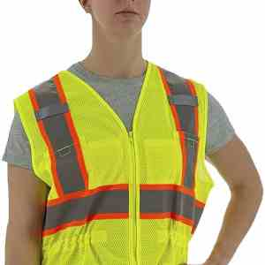 Majestic Safety 75-320W Women's Hi-Vis Safety Vest