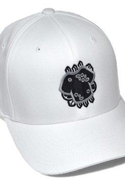 Hat White Flat icon