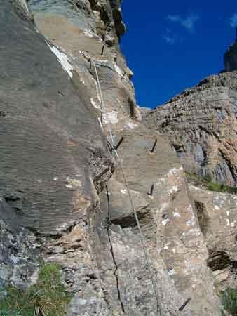 Rutas  Parque Nacional de Ordesa Pirineos y Sierra de Guara