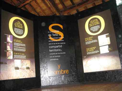 Museo de la Cueva del Oso - Tella