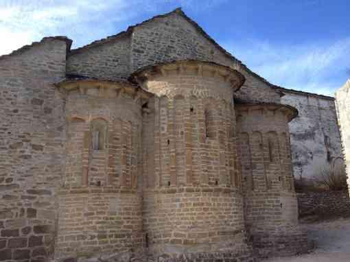 Iglesia de San martin- Santa Maria de Buil