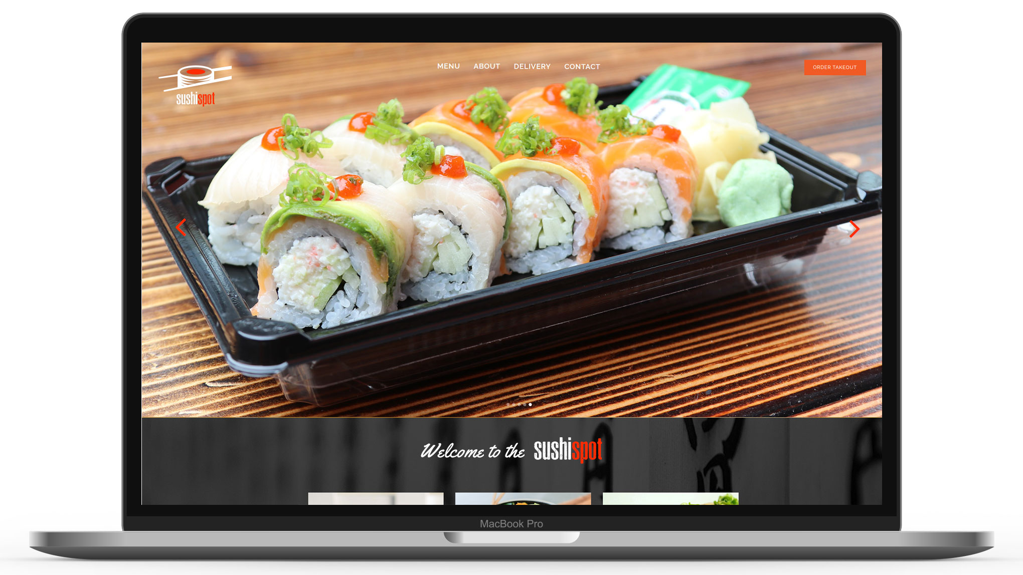 Los Angeles Web Design and Photography for Restaurants